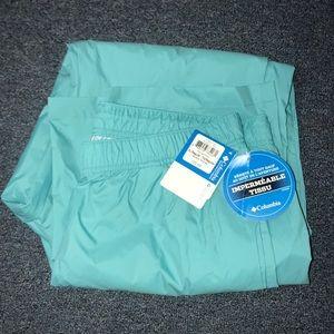 NWT Columbia Women's Waterproof Pants